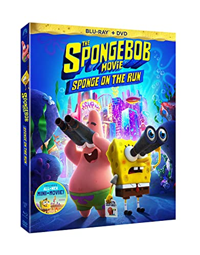Read more about the article The SpongeBob Movie: Sponge on the Run [Blu-ray]