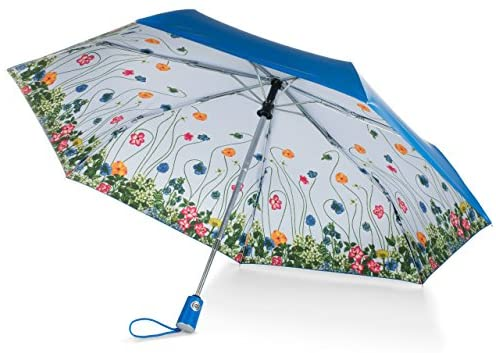 Read more about the article totes Under Canopy Print Auto Open Close Umbrella,Floral