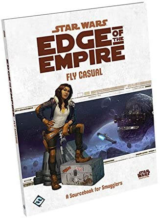 Read more about the article Star Wars: Edge of the Empire – Fly Casual