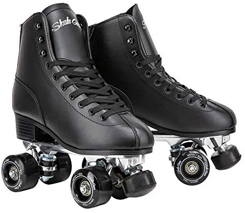 Read more about the article Skate Gear Retro Quad Roller Skates with Structured Boot