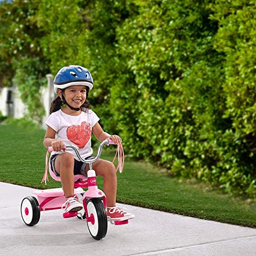 Read more about the article Radio Flyer Ready-To-Ride Folding Tricycle (Pink)