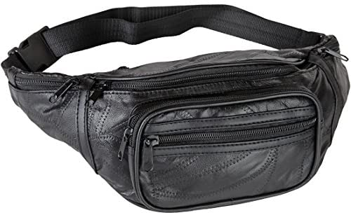 Read more about the article Home-X Genuine Leather Lambskin Waist Bag, Fanny Pack