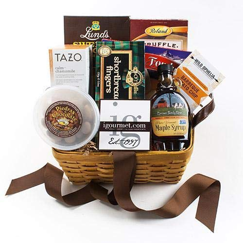 Read more about the article Gourmet Comfort Foods Gift Basket