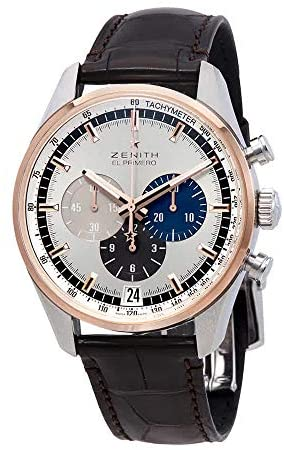 Read more about the article Zenith Chronomaster El Primero Chronograph Automatic Silver Dial Mens Watch 51.2080.400/69.C494