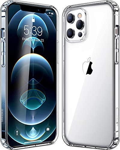 Read more about the article Mkeke Compatible with iPhone 12 Pro Max Case, Compatible with iPhone 12 Pro Max Cover Clear for 6.7 inch 2020