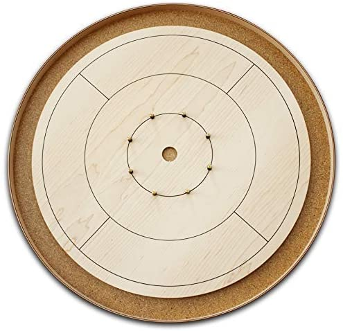 Read more about the article The World Famous – Tournament Size Crokinole Board Game Set