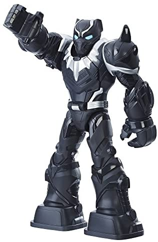 Read more about the article Playskool Heroes Marvel Super Hero Adventures Mech Armor Black Panther