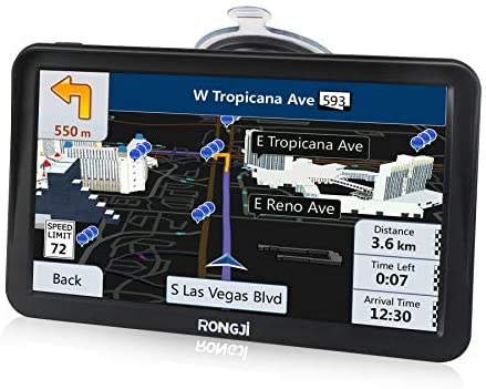 Read more about the article 9 inches GPS Navigation for Car Truck 2021 Free Maps Contains USA Canada Mexico Map Car Navigator Voice Broadcast Function and Speed Camera Warning Driving Alert