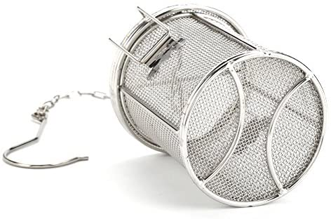 Read more about the article Stainless Steel Tea Ball Strainer Soup Seasonings Separation Basket Spice Filter for Home Kitchen(1#)