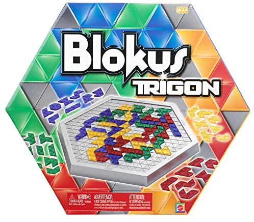 Read more about the article Blokus Trigon Game [Amazon Exclusive]