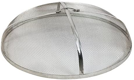 Read more about the article Sunnydaze Fire Pit Spark Screen Cover – Round Outdoor Heavy Duty Metal Firepit Lid Protector – Rust Resistant Stainless Steel Replacement Accessory – 30 Inch