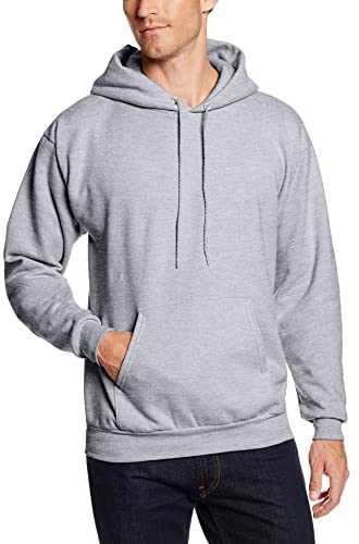 Read more about the article Hanes Men's Pullover EcoSmart Hooded Sweatshirt