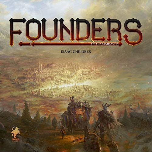 Read more about the article Founders of Gloomhaven