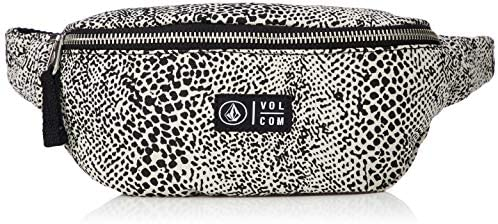 Read more about the article Volcom Women's Take With Me Hip Fanny Pack, Snake, One Size