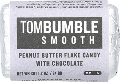 Read more about the article Tom Bumble, Candy Bar Smooth, 1.2 Ounce