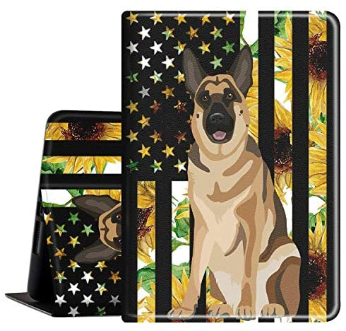 Read more about the article Case for Amazon Fire HD 10 Tablet (Only 11th Generation, 2021 Release), PU Leather Folding Smart Stand Cover with Auto Sleep Wake Feature Folio Case for New Fire HD 10.1″,Flag Dog