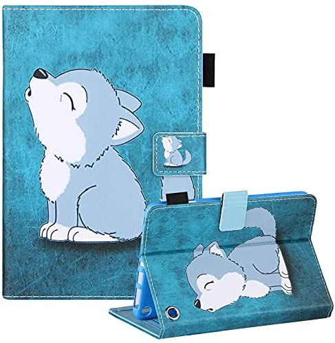 Read more about the article All-New Amazon Fire HD 10 Tablet Case (Only Compatible with 11th Generation Tablet, 2021 Release), Fire HD 10 Plus Tablet Case, Viclowlpfe Folio Stand Case with Auto Wake/Sleep, Cute Fox