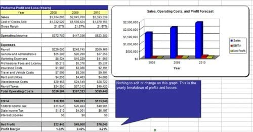 Read more about the article Accounting Firm Business Plan – MS Word/Excel