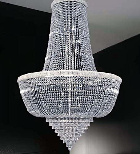Read more about the article StarSun Depot 49″ W Osaka Empire 20 LT Chandelier Damp