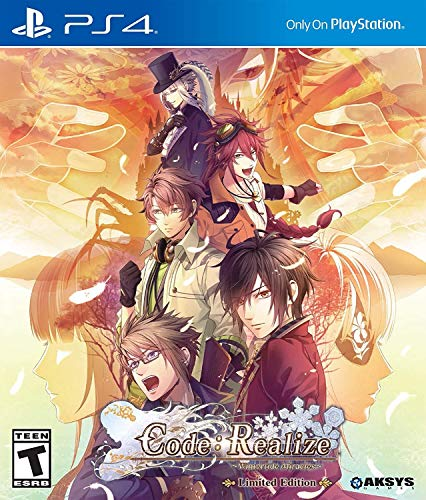 Read more about the article Code: Realize Wintertide Miracles Limited Edition – PlayStation 4