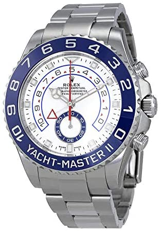 Read more about the article Rolex Yacht-Master II White Dial Automatic Men's Watch 116680-0002