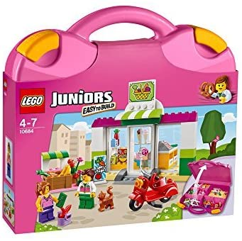 Read more about the article LEGO 10684 Supermarket Suitcase Juniors Age 4-7 / 134 Pieces / New 2015 Release
