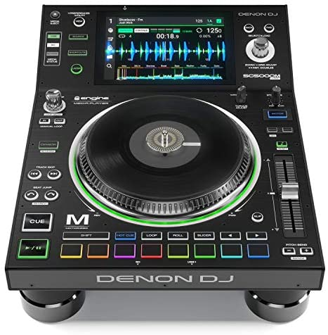"""Read more about the article Denon DJ SC5000M 