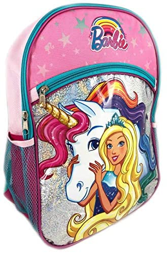 Read more about the article Barbie Backpack – 16 Inch Half Moon Backpack