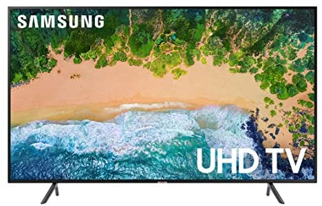 Read more about the article Samsung 7 Series NU7100 75″ – Flat 4K UHD Smart LED TV (2018)