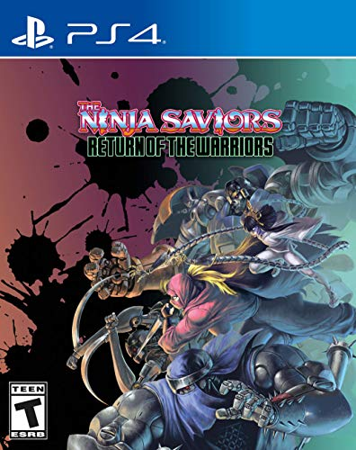 Read more about the article The Ninja Saviors – Return of The Warriors – PlayStation 4