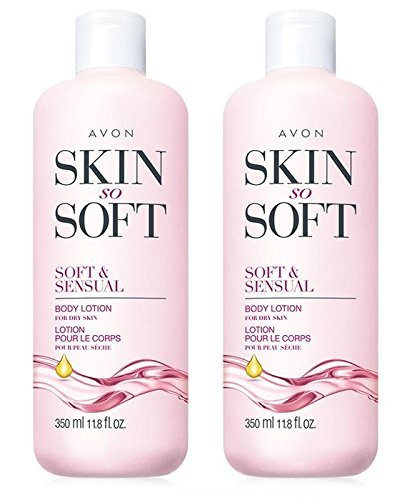 Read more about the article Lot of 2 Avon Skin So Soft SSS Soft & Sensual Ultra Moisturizing Body Lotion 11.8 oz.ea