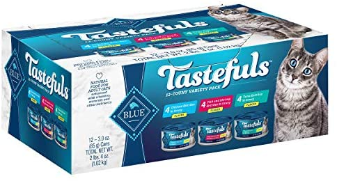 Read more about the article Blue Buffalo Tastefuls Natural Flaked Wet Cat Food