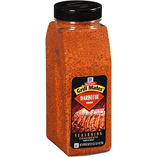 Read more about the article McCormick Grill Mates Barbecue Seasoning, 27 oz