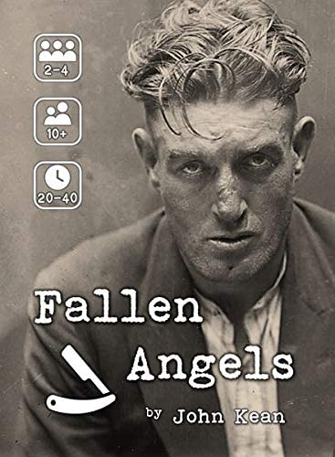 Read more about the article Fallen Angels – Card Game (Deduce The Right Evidence to cooperatively Convict The Suspects from 1920s Australia)
