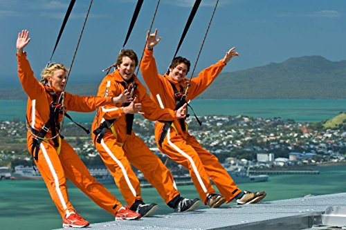 Read more about the article Skywalk the Edge Above Auckland – Tinggly Voucher/Gift Card in a Gift Box