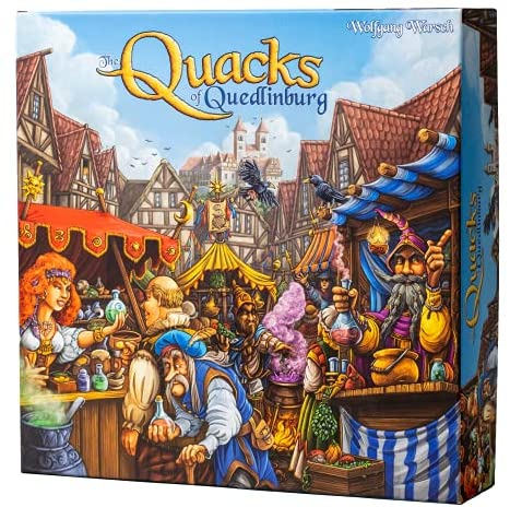 Read more about the article The Quacks of Quedlinburg
