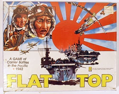 Read more about the article Avalon Hill Flat Top Board Game