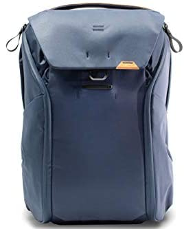 Read more about the article Peak Design Everyday Backpack V2 30L Midnight, Camera Bag, Laptop Backpack with Tablet Sleeves (BEDB-30-MN-2)