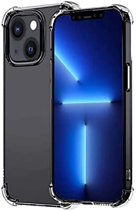 Read more about the article Chirano Case Compatible with iPhone 13, Only for 6.1 Inch 2021 New Model, Clear case, 4 Corners Shockproof Protection
