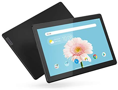 Read more about the article Lenovo Smart Tab M10 HD 10.1″ Android Tablet 16GB with Alexa Enabled Charging Dock Included, Android Pie, ZA510007US, Slate Black (Renewed)
