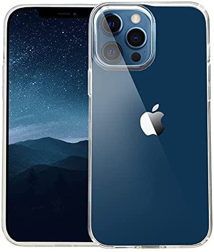Read more about the article JJGoo Clear Case Compatible with iPhone 13 Pro Max, Shockproof Anti-Scratch Protective Phone Case Slim Thin Cover (6.7 inch) -2021