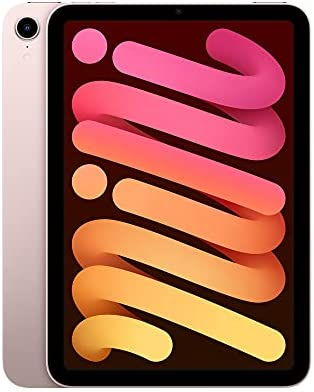 Read more about the article 2021 Apple iPad Mini (Wi-Fi, 64GB) – Pink