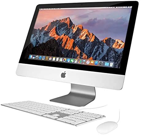 Read more about the article Apple iMac ME699LL/A 21.5in Desktop (Renewed)