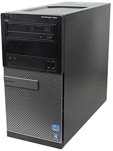 Read more about the article DELL OptiPlex 9010 Tower – Intel Quad Core i7-3770 up to 3.9GHz, 16GB RAM DDR3, 256GB SSD, Windows 10 Pro 64-Bit, WiFi – Desktop (Renewed)']