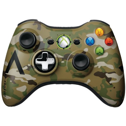 Read more about the article Xbox 360 Wireless Controller – Camouflage