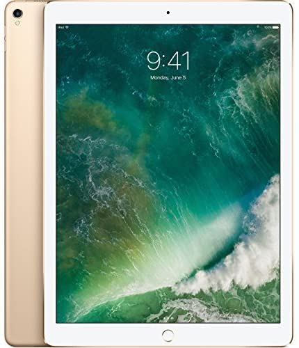 Read more about the article Apple iPad Pro 2 12.9in (2017) 512GB, Wi-Fi – Gold (Renewed)