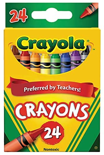 Read more about the article Crayola Crayons 24 ct (Pack of 2)