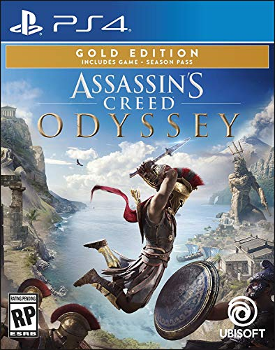 Read more about the article Assassin's Creed Odyssey – PlayStation 4 Gold Steelbook Edition