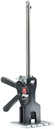 Read more about the article Viking Arm Handheld Jack/Clamp Tool 150kgs (330lbs) Capacity for Flooring, Window, Cabinet, HVAC, Deck Installation