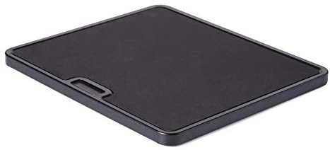 Read more about the article Nifty Large Appliance Rolling Tray – Black, Home Kitchen Counter Organizer, Integrated Rolling System, Non-Slip Pad Top for Coffee Maker, Stand Mixer, Blender, Toaster